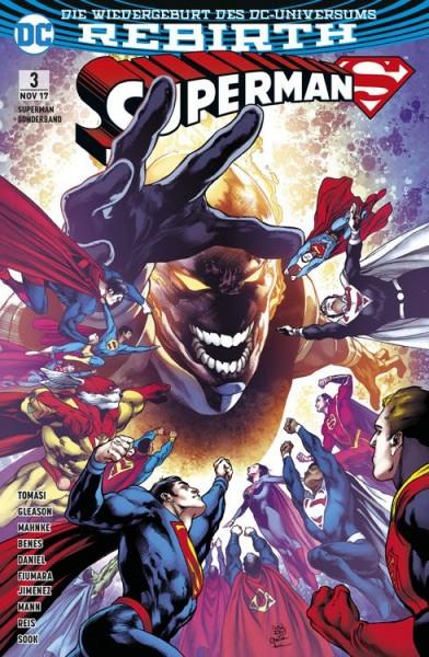 Superman Sonderband 3: Supermen aus aller Welt