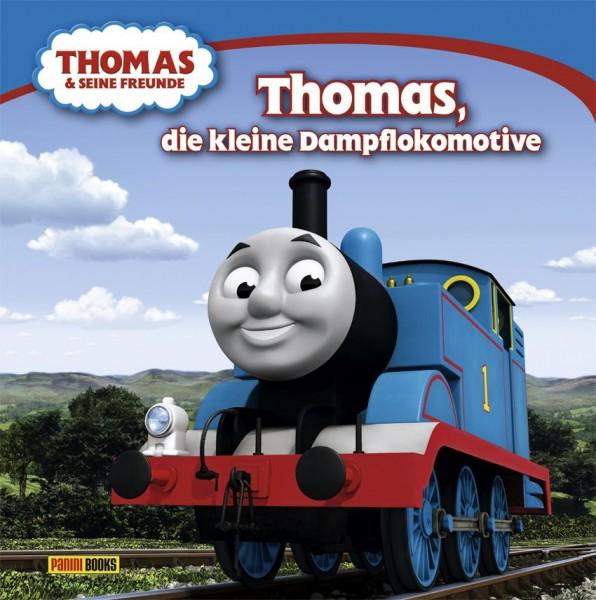 Thomas und seine Freunde - Pappbilderbuch 4: Thomas, Die kleine Dampflokomotive