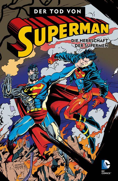 Der Tod von Superman 3: Die...