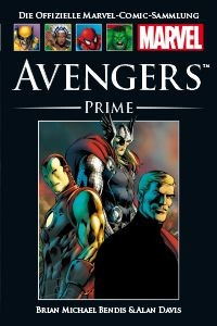 Hachette Marvel Collection 65: Avengers - Prime