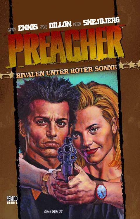 Preacher 6 - Rivalen unter roter Sonne