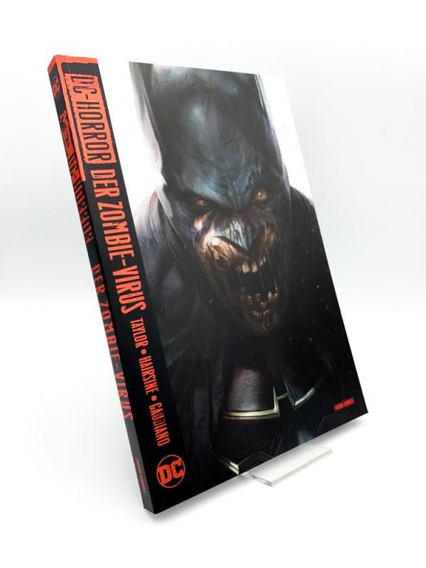 DC Horror: Der Zombie-Virus