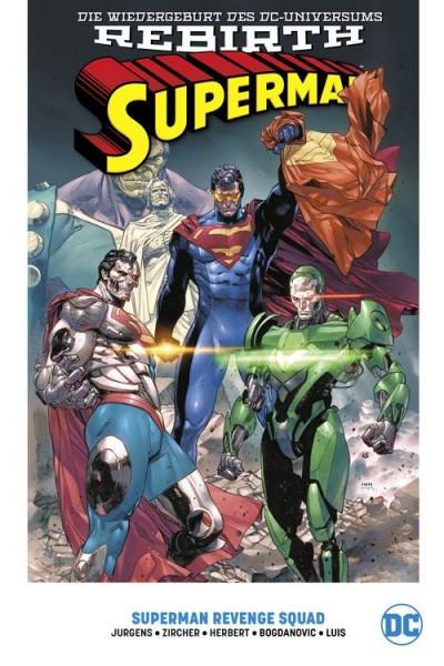 Superman Paperback 4: Superman Revenge Squad