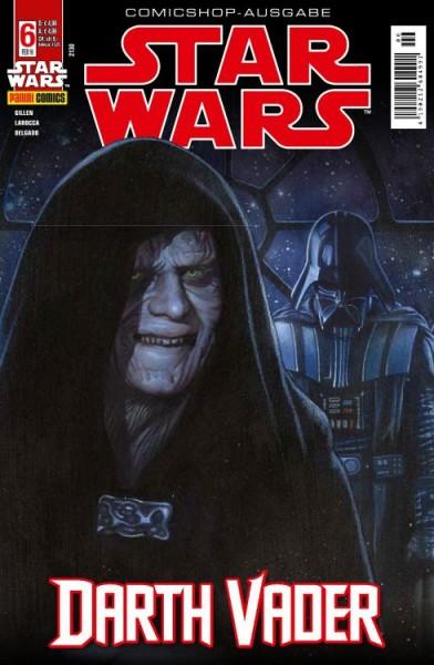 Star Wars 6: Darth Vader 3 - Comicshop-Ausgabe