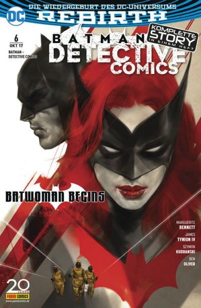 Batman: Detective Comics 6