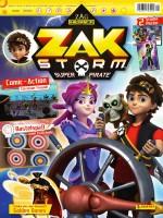 Zak Storm Magazin 04/20 Cover