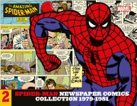Spider-Man Newspaper Comic Collection 2