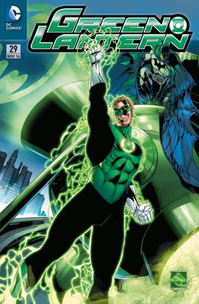 Green Lantern 29 Variant (75 Jahre Batman) - Comic Action 2014