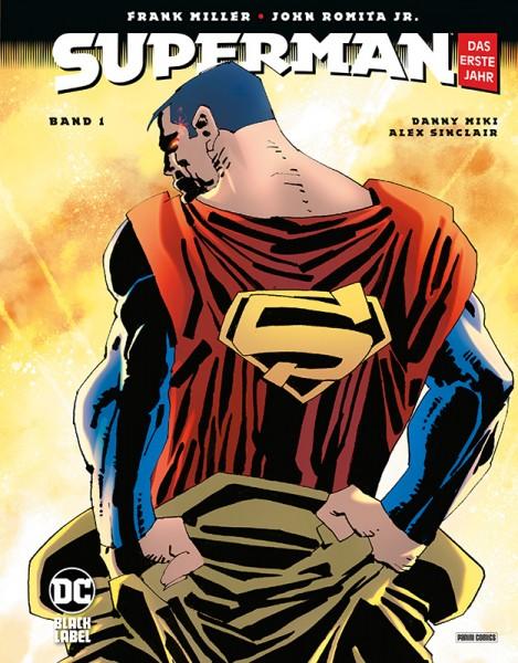 Superman: Das erste Jahr 1 Variant