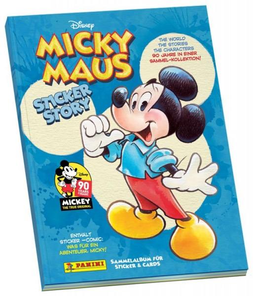 90 Jahre Micky Maus Sammelkollektion - Album