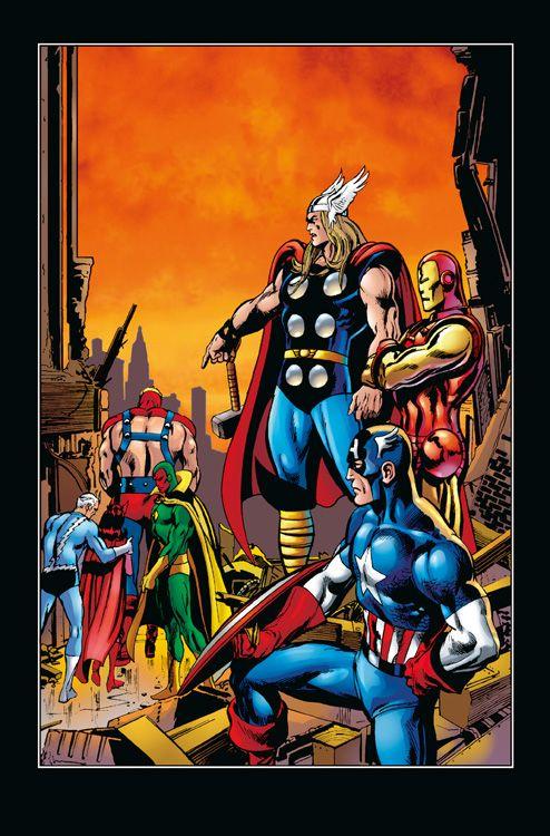 Avengers: Der Kree/Skrull-Krieg