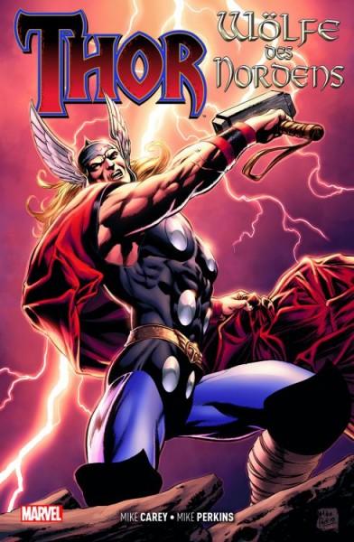 Thor: Wölfe des Nordens Exklusivtitel - Comic Salon Erlangen