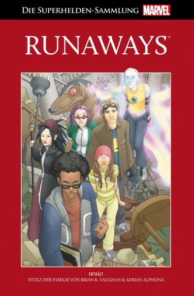 Die Marvel Superhelden Sammlung 65: Runaways