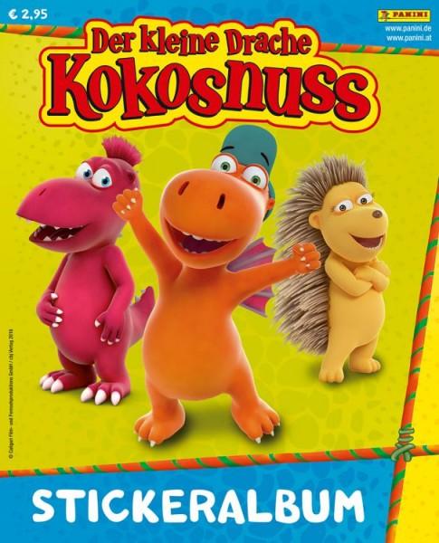Der kleine Drache Kokosnuss Stickerkollektion - Album