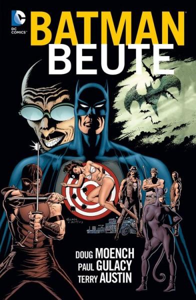 Batman - Legenden des Dunklen Ritters - Beute