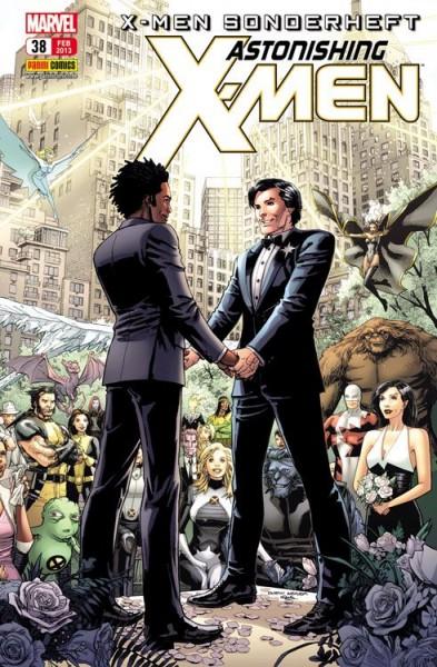 X-Men Sonderheft 38: Astonishing X-Men