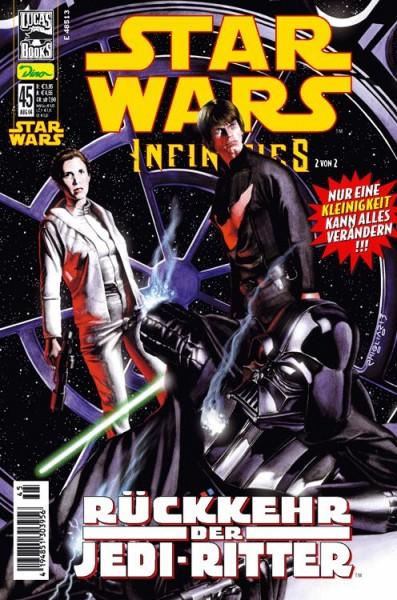 Star Wars 45: Infinities - Die Rückkehr der Jedi-Ritter 2