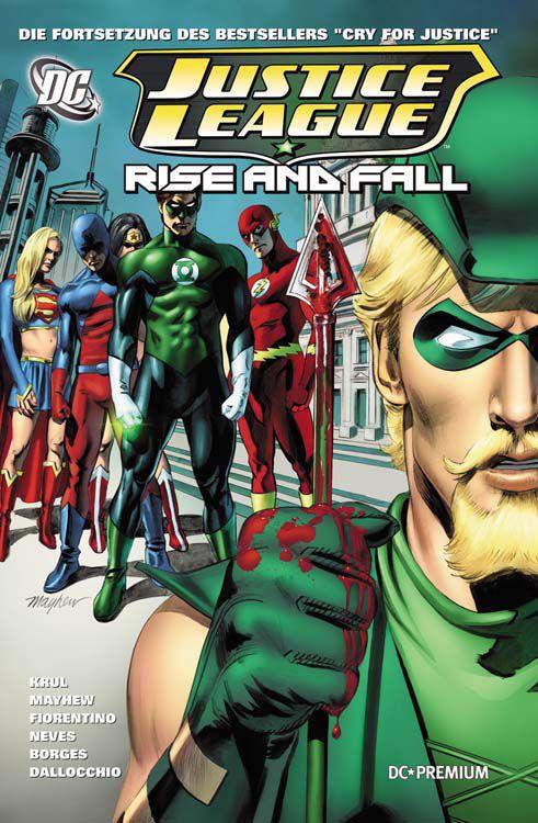 DC Premium 71: Justice League - Rise...