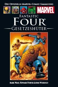 Hachette Marvel Collection 53: Fantastic Four - Gesetzeshüter