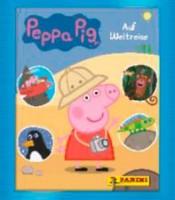 Peppa Pig Stickerkollektion - Auf Weltreise - Tüte