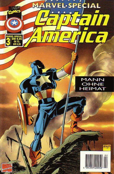 Captain America 3 (2001): Cap hinter...