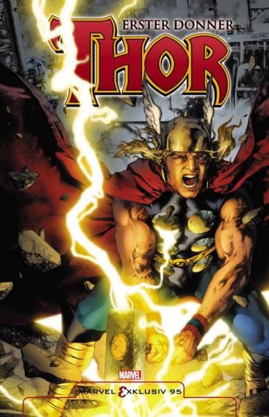 Marvel Exklusiv 95: Thor - Erste Donner
