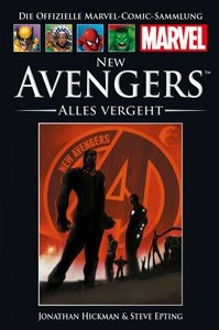 Hachette Marvel Collection 128 - Avengers - Alles vergeht