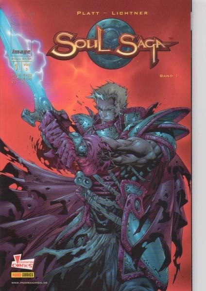 Soul Saga 1