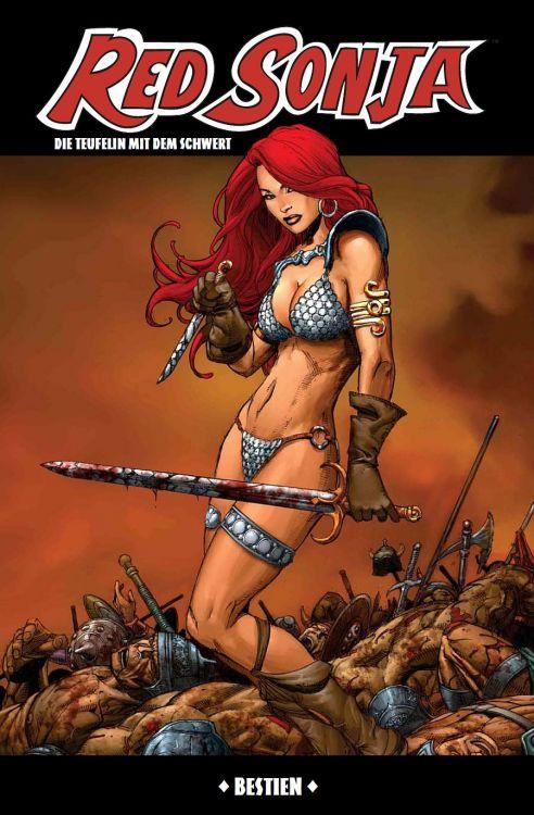 Red Sonja 4: Bestien