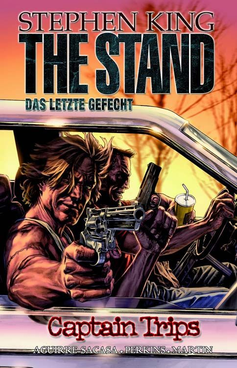 Stephen King: The Stand - Das letzte...