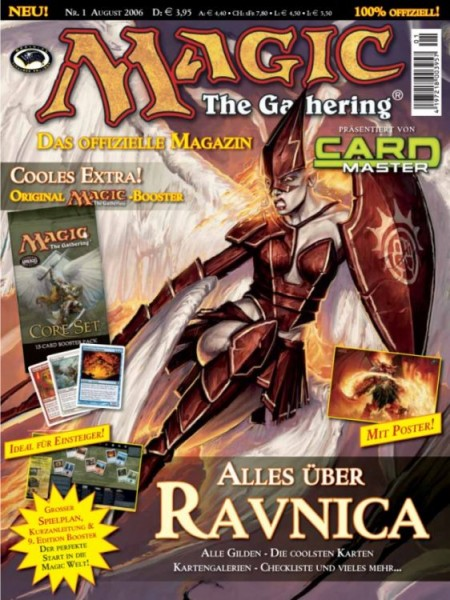 Magic: The Gathering - Das offizielle Magazin 1