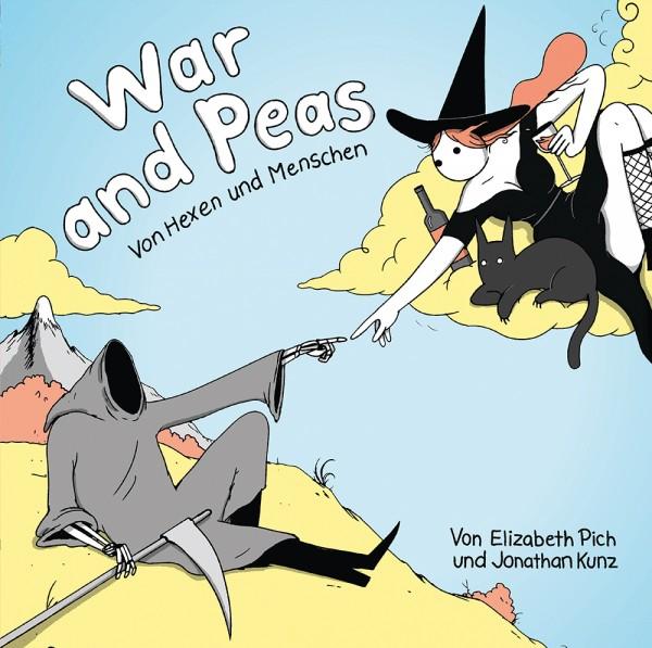 War and Peas: Von Hexen und Menschen Cover