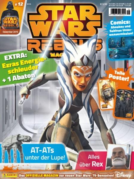 Star Wars - Rebels - Magazin 12