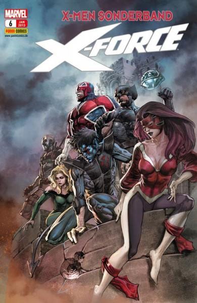 X-Men Sonderband: Die neue X-Force 6
