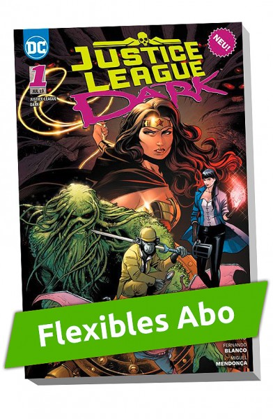 Flexibles Abo - Justice League - Dark
