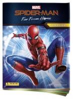 Spider-Man: Far From Home – Sticker und Cards – Album