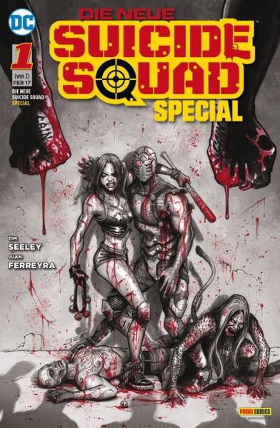 Suicide Squad Erscheinungsdatum