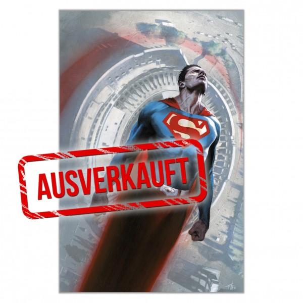 Superman 10 – DC FanDome-Variant Cover leider ausverkauft!