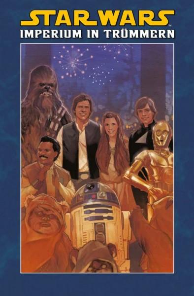 Star Wars - Imperium in Trümmern - Journey to Star Wars - Das Erwachen der Macht