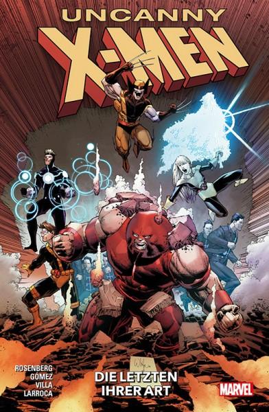 Uncanny X-Men 4 - Die letzten ihrer Art
