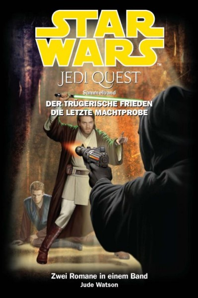 Star Wars: Jedi Quest Sammelband 4