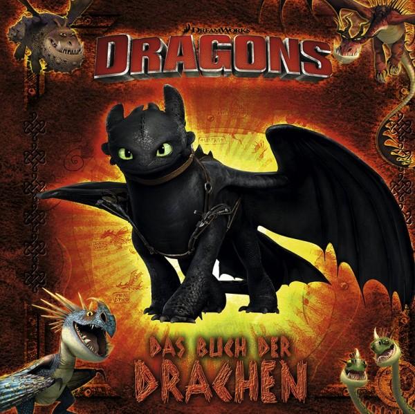 Dragons - Drachenzähmen Leicht Gemacht - Buch der Drachen