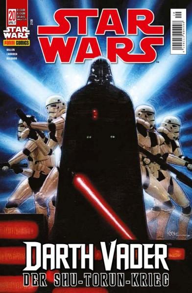 Star Wars 20: Dath Vader - Der Shu-Torun-Krieg - Kiosk-Ausgabe