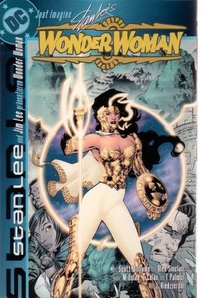 Stan Lee's Wonderwoman