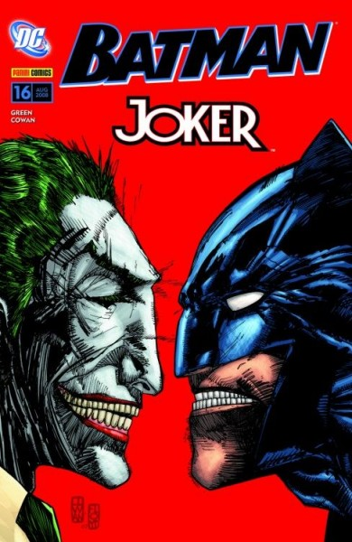 Batman Sonderband 16: Joker
