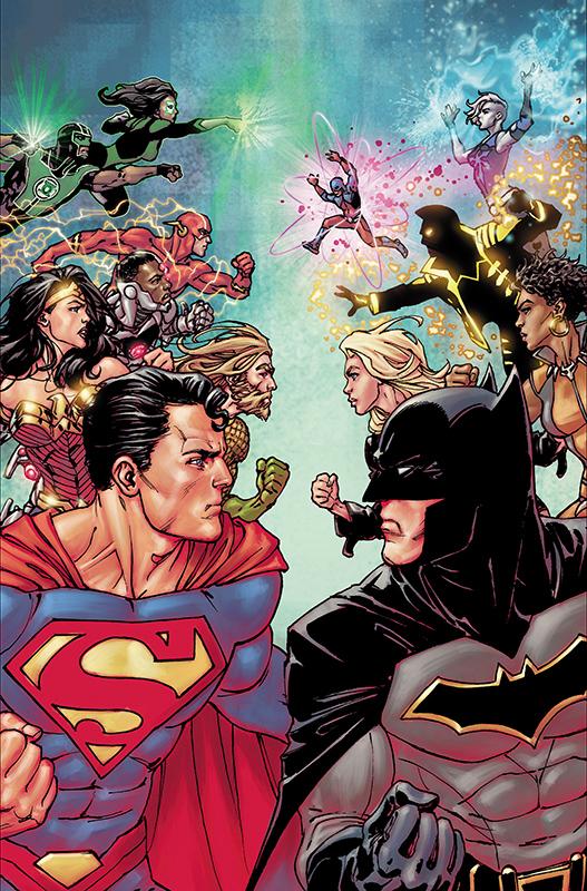 Justice League Paperback 6 Hardcover