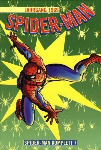 Spider-Man Komplett 7 Jahrgang 1969