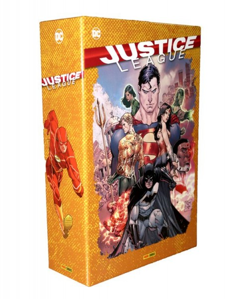 Justice League Sammelschuber