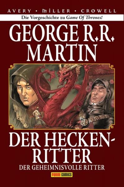 Der Heckenritter 3 - Der geheimnisvolle Ritter