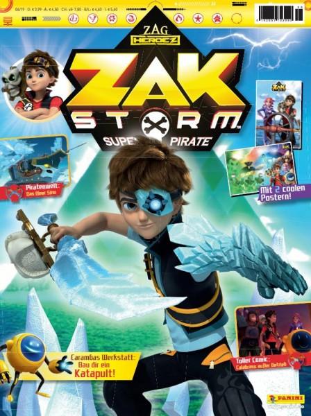 Zak Storm Magazin 06/19 Cover